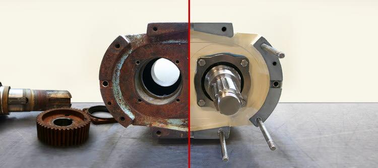 Intretinerea si reparatia pompelor