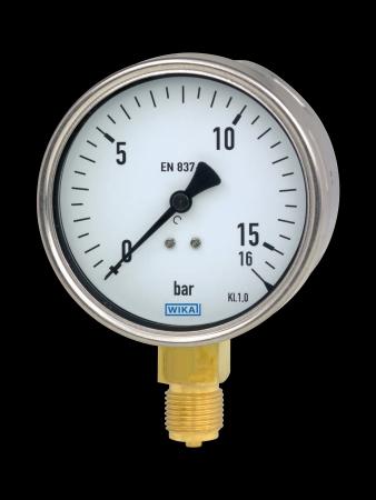 WIKA manometer type 212.20