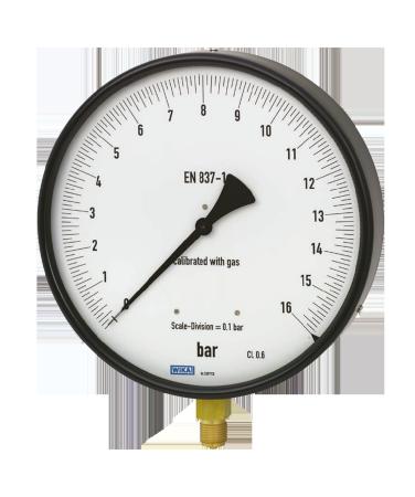 WIKA manometer type 311.11