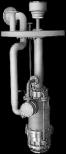 Hermetic Vertikala/Dränkbara pumpar