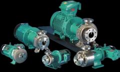 Verdermag Global - Style 1, MII, HSP Metallic MagDrive pump range