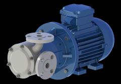 Rotos | STM tätningslös turbinpump