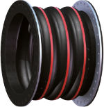 MACOGA Rubber expansion joints