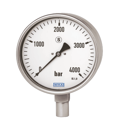 WIKA manometer type 222.30