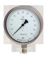 WIKA manometer type 333.30