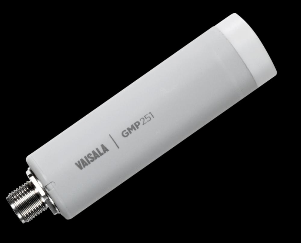 Vaisala GMP251 og GMP252 kompakte CO2-transmittere