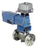 Metso Neles top entry rotary ball valve, series T5