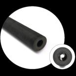 Realax-slang NR naturgummi | färgkod svart