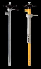 Lutz fat- og containerpumper for miksing og pumping