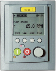 Maag maax 3 - Styrsystem för extruderlinjer