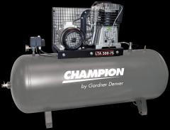 Stempelkompressor fra Champion