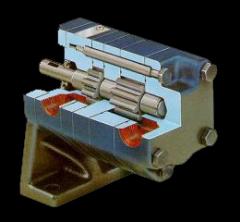Viking uitwendige tandradpomp Spur Gear