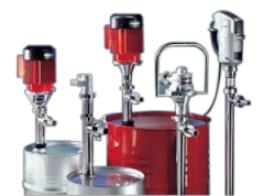 Flux High Viscosity Liquid Pumps