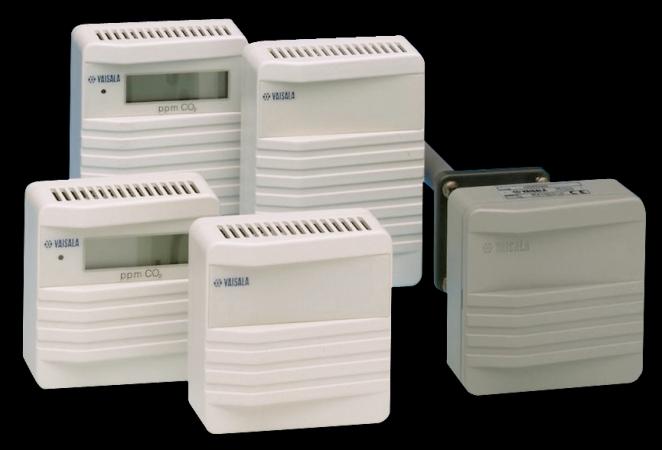 Vaisala GMD/W20 CO2-transmitter