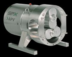 APV Pompe à lobes rotatifs