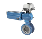 Metso Neles Neldisc high performance triple eccentric disc valves