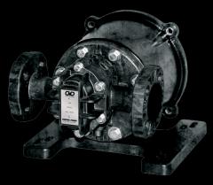 Bomba de carretos Viking  de acionamento magnética em Plástico CMD