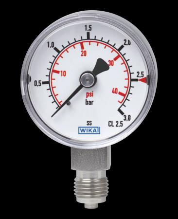 WIKA manometer type 131.11