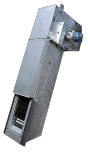 Tamisador Vanguard V2 Vertical de Canal