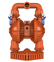 Wilden Stallion Series Clamped Metal Pumps
