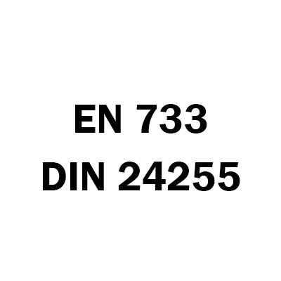 EN 733 и DIN 24255