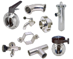 Various Stainless Steel Constructions