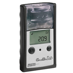 Industrial Scientific GasBadge Pro