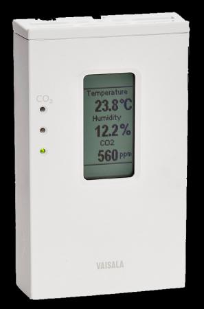 Vaisala GMW90 CO2-, temperatur- og fuktighetstransmittere