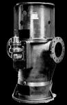 Bomba de três parafusos Houttuin - Gama Auto-ferrante de configuração vertical para líquidos não lubrificantes