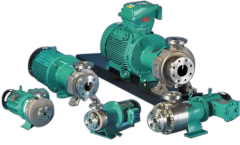 Verdermag Global - Style 1, MII, HSP Metallic MagDrive pump range