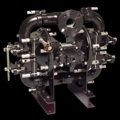 Sandpiper pumpe s klapnastim ventilima: Serija W