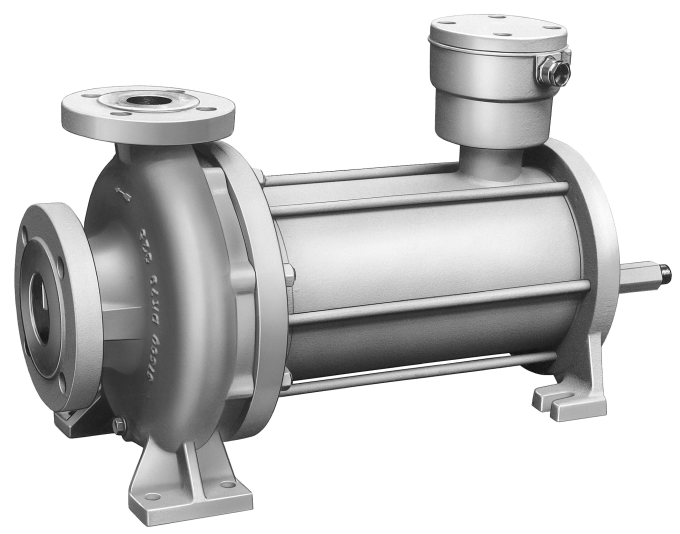 Hermetic CN/CNF/CNK Canned Pumps