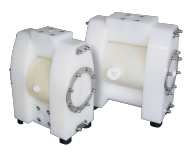 Pompe di plastica per alta pressione Almatec AHD