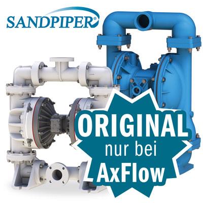 Sandpiper Pumpen
