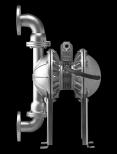 Bombas Pneumáticas Versa-Matic  de Alta Pressão