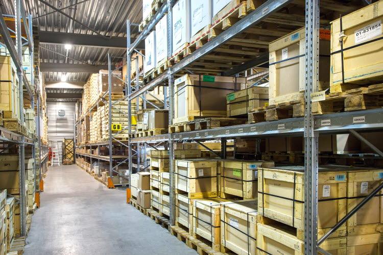 AxFlow Europees Distributiecentrum