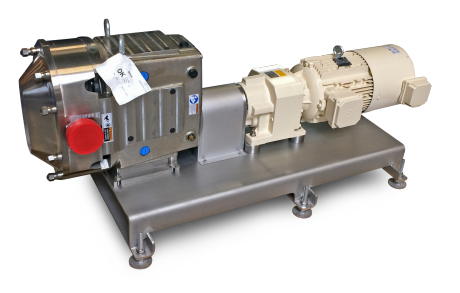 Waukesha pump unit