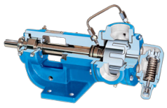 VIKING pumpa sa unutrašnjim ozupčenjem - Internal Gear Universal