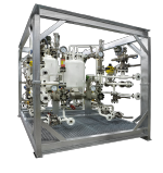 Dosing Skid for Chemicals