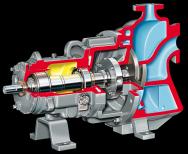 Flowserve Durco Mark 3 Itseimevät pumput