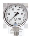 WIKA manometer type 632.50