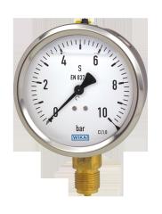 WIKA manometer type 213.53