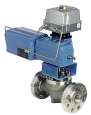 Neles Ball valves
